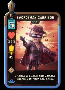 Swordsman Garrison